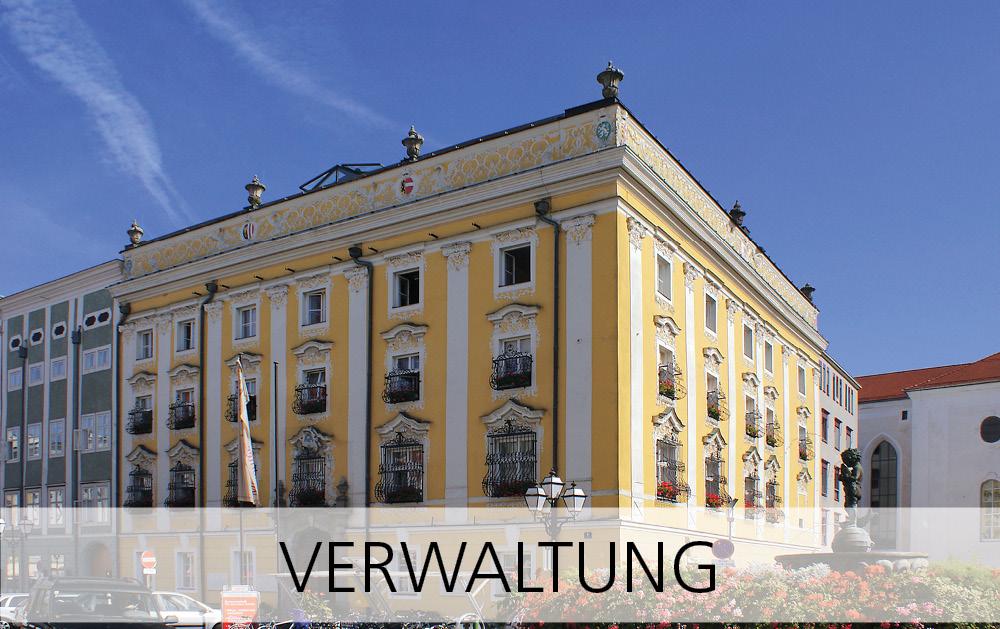 Stadt Wels Verwaltung – Magistrat
