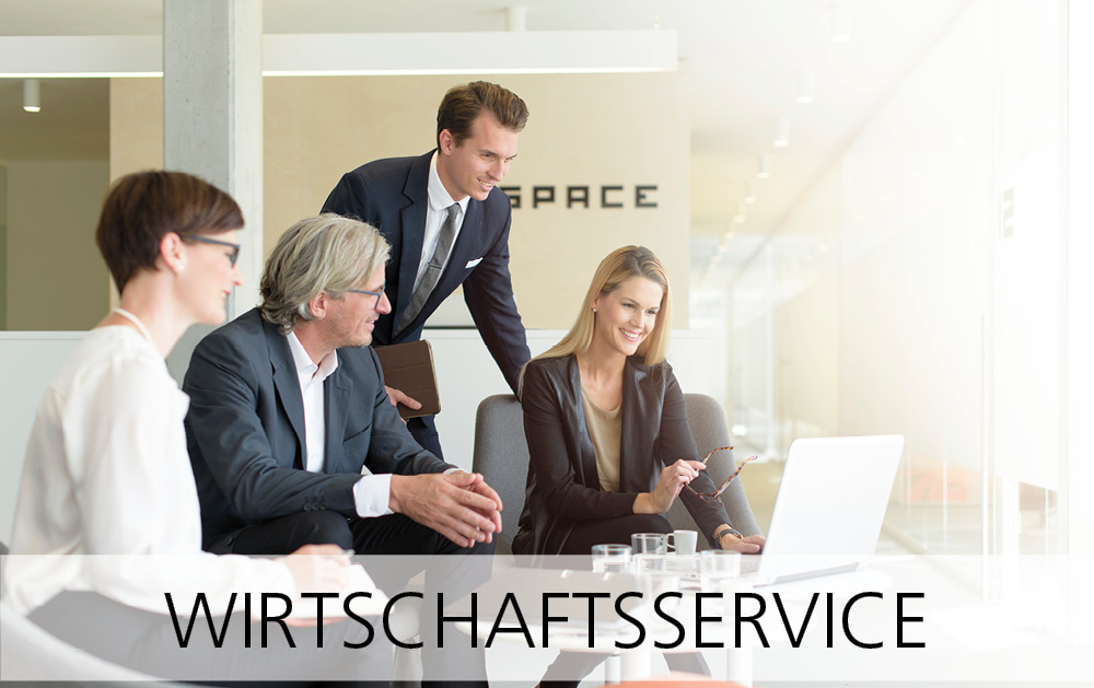 Service für Unternehmen, Immobilienfinder